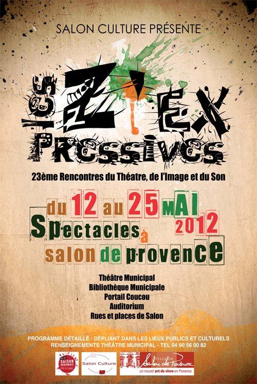 affiche zex 2012