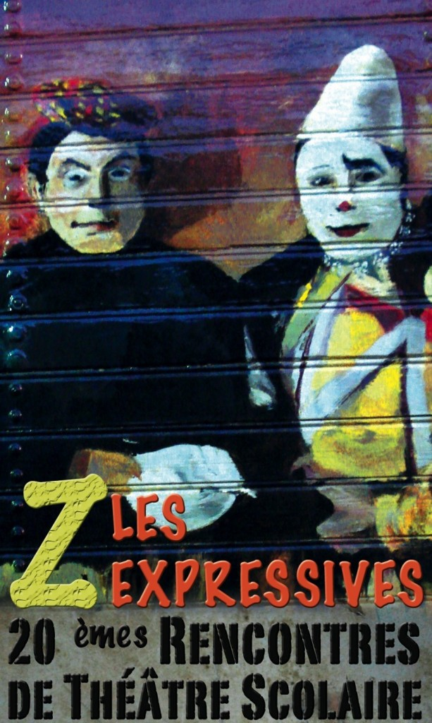 Affiches zexpressives-recto
