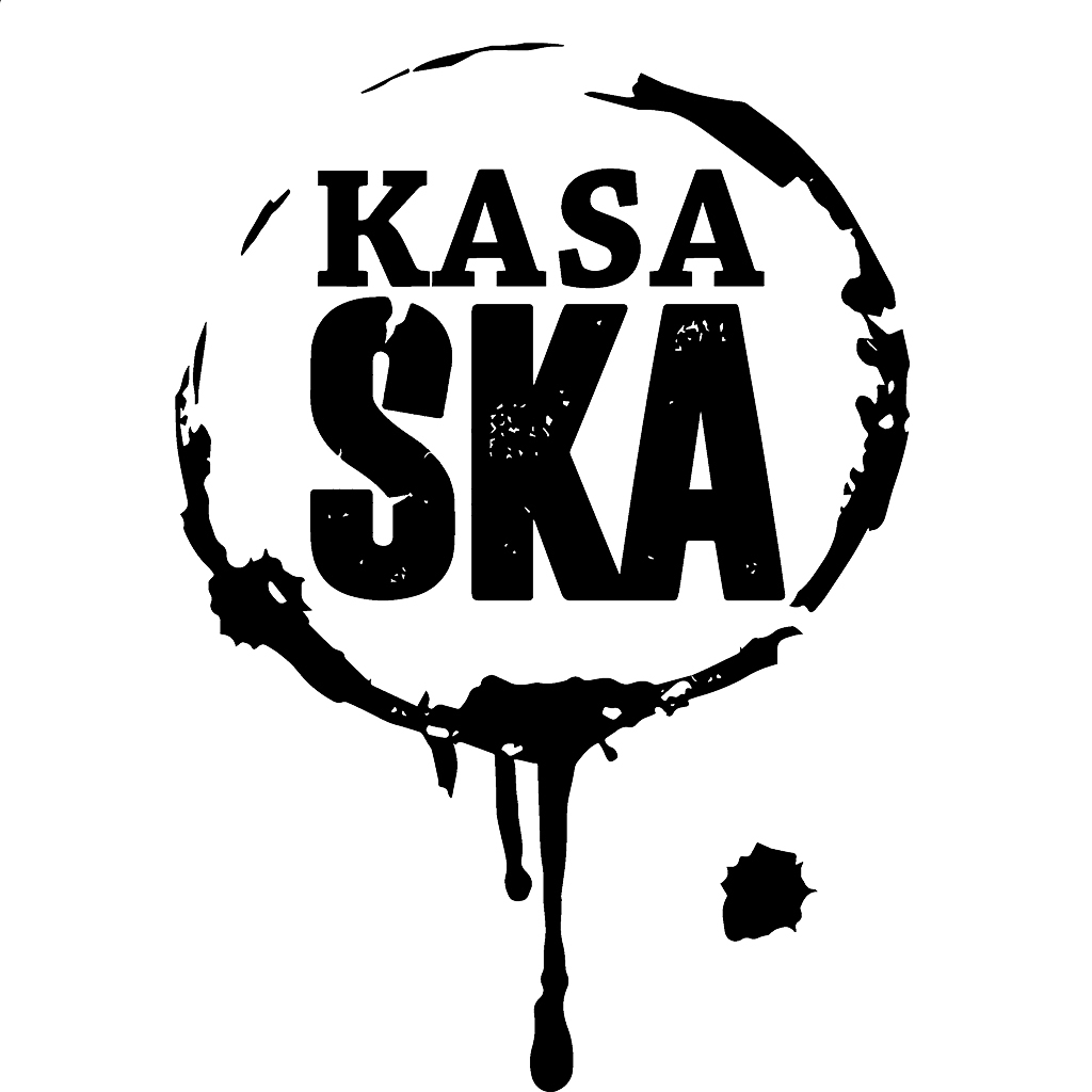 Logo Kasaska blanc