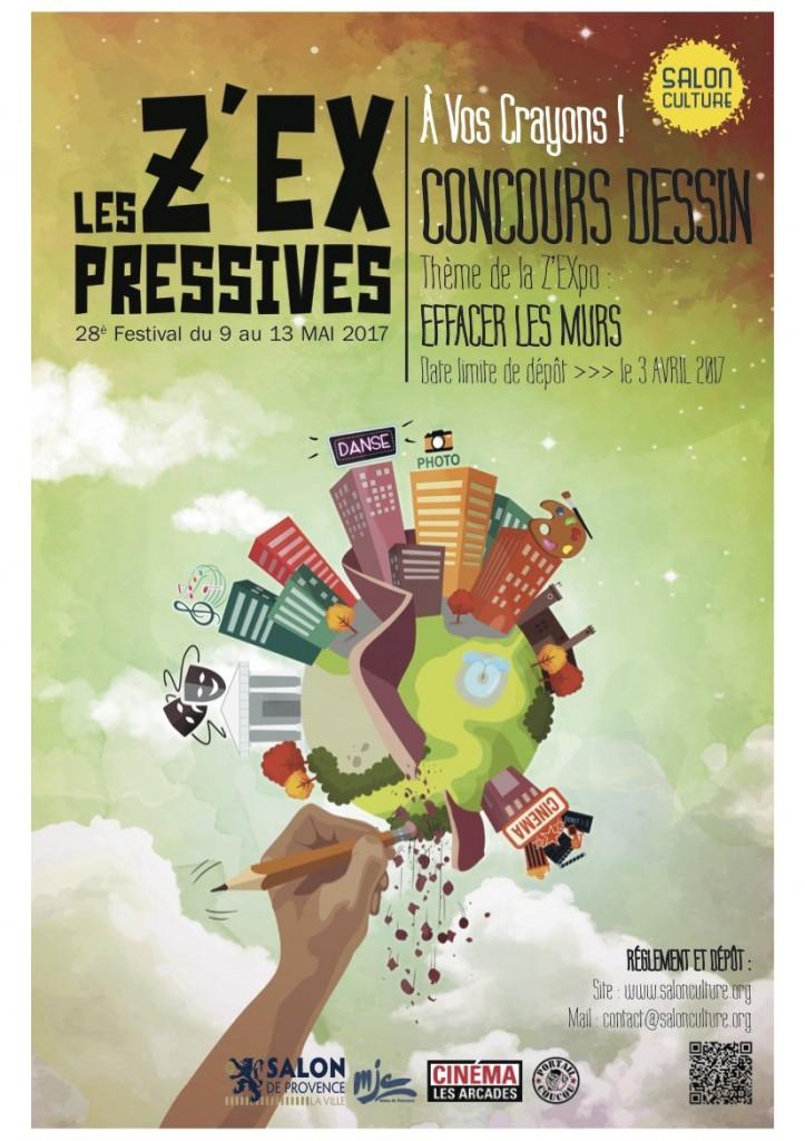 lesZEX2017-AFFICHE dessin