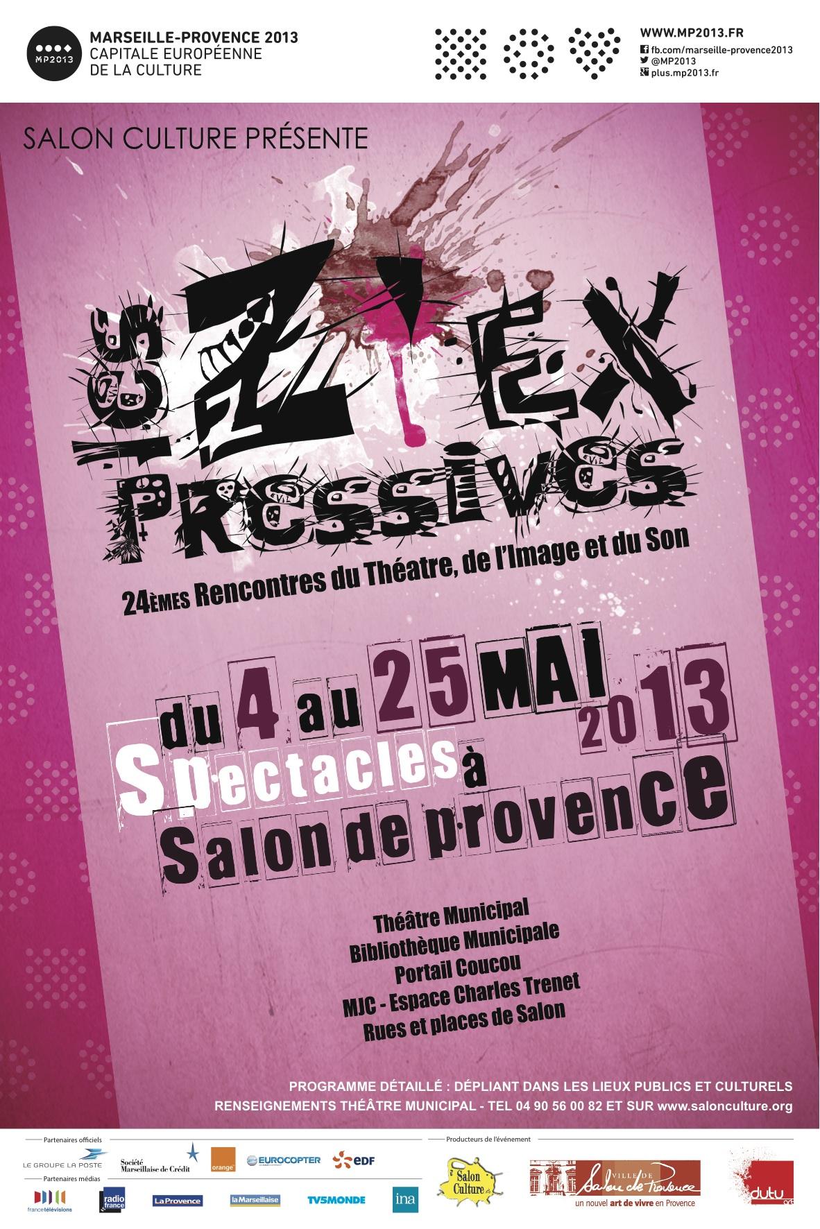 Les z expressives 2013 salon culture - Lycee craponne salon ...