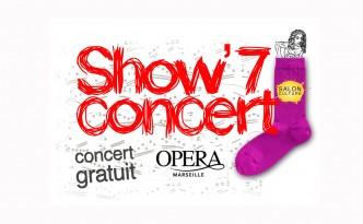logo show7 concert