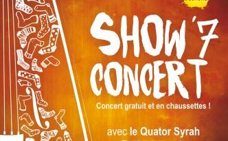 show7 carré site