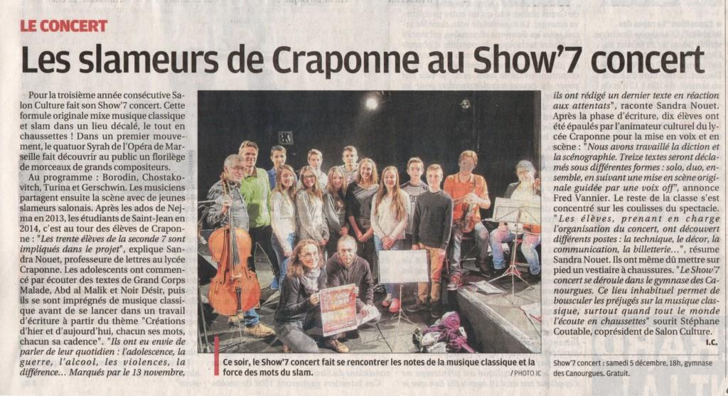 Art. Show'7 2015