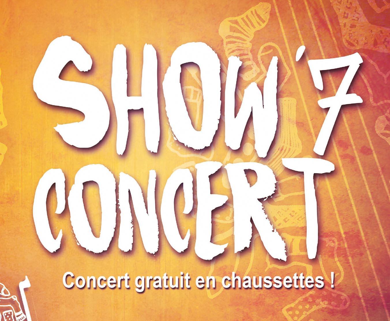 show7 concert 2016 carré